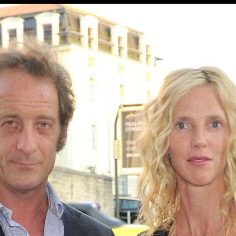 PHOTO – Suzanne, la fille de Sandrine Kiberlain et Vincent Lindon, pose pour le Vogue italien