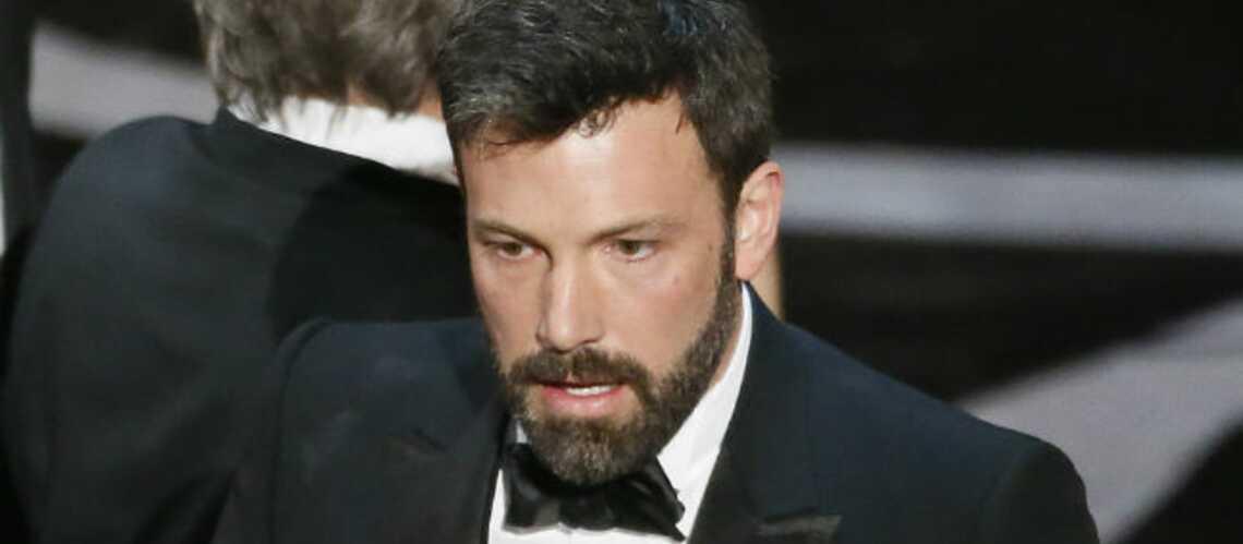 Ben Affleck, d'abord «réticent» à jouer Batman