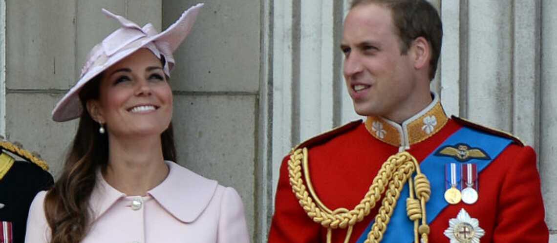 Pourquoi Kate et William ont choisi des parrains et marraines «normaux»