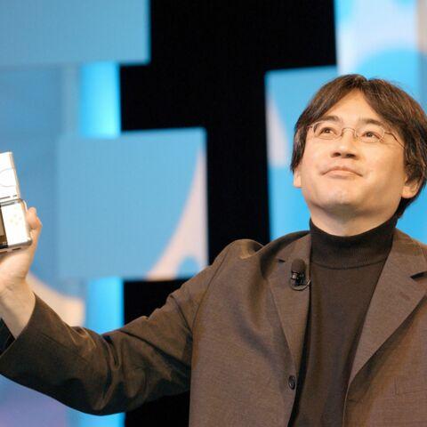 Satoru Iwata, le PDG de Nintendo est décédé