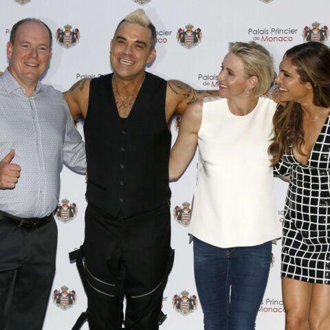 Robbie Williams: l'autre prince de Monaco