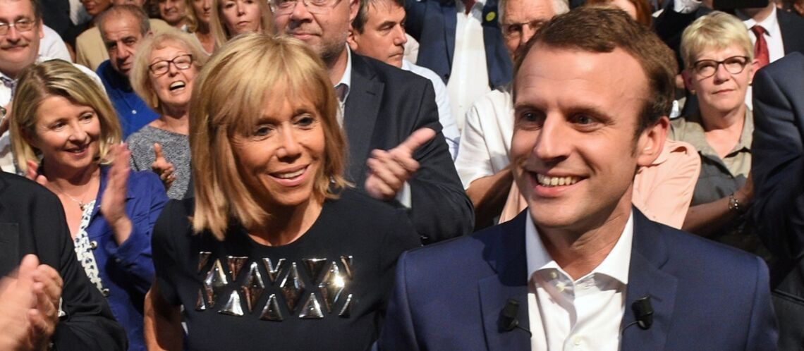 "Emmanuel Macron et Brigitte Trogneux: ""J'irai où tu iras"""
