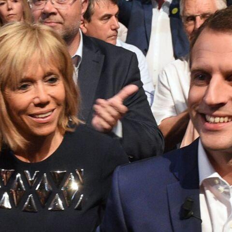 Emmanuel Macron: des rapports fusionnels avec sa femme, Brigitte Trogneux