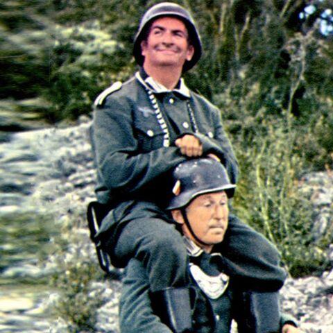 Louis de Funès et Bourvil de retour au cinéma