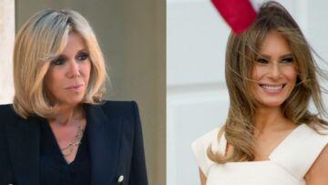 Brigitte Macron accueille Melania Trump à Paris: quel est le programme des premières dames?
