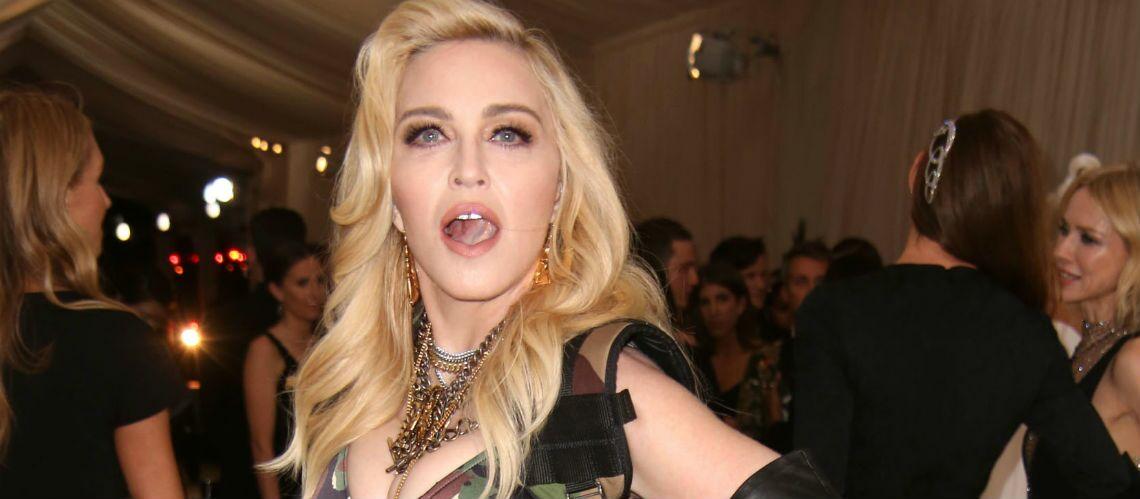 Une terrible lettre de Madonna dévoilée, elle y attaque violemment Sharon Stone et Whitney Houston