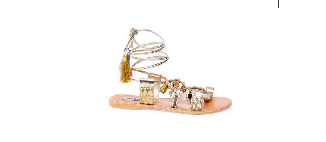 SHOPPING – 10 sandales parfaites pour l'été en soldes