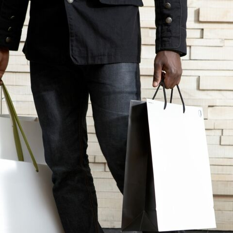 Oui, les hommes aussi aiment faire du shopping