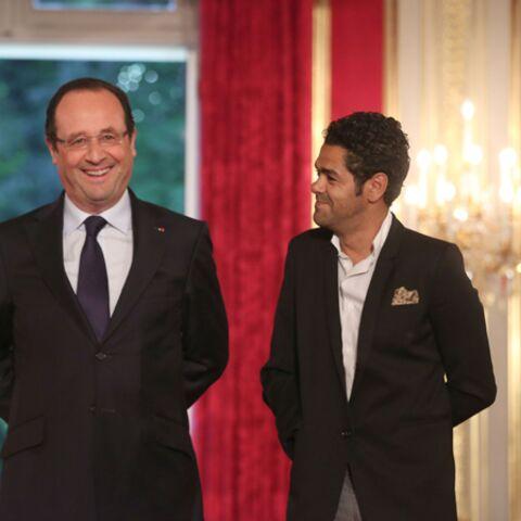 Nicolas Sarkozy, le Joe Dalton de Jamel Debbouze