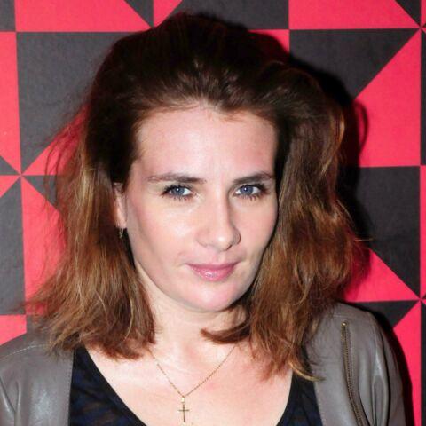 Marie-Amélie Seigner aux platines du Prix de Diane