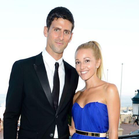 Novak Djokovic reporte son mariage