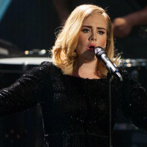 Adele n'en a pas fini avec Paris