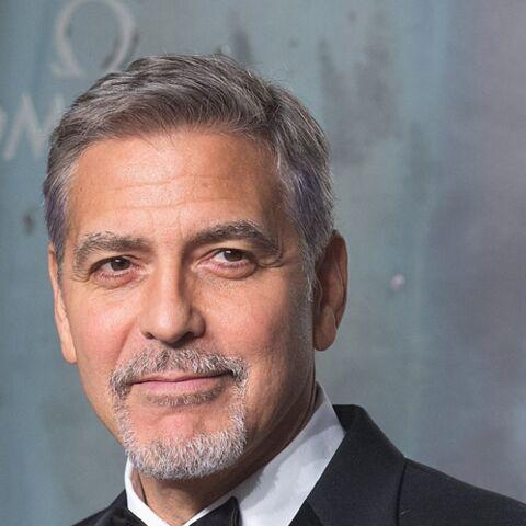 George Clooney étrille (encore) Donald Trump: «être une célébrité ne suffit pas pour être un bon président»