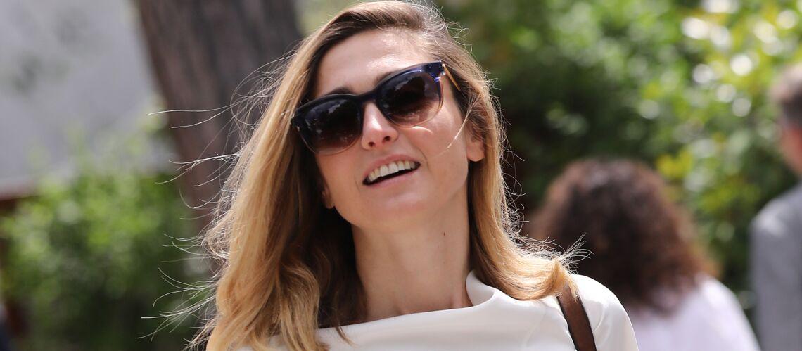 Julie Gayet maîtresse de maison… la compagne de François Hollande raconte sa pire boulette