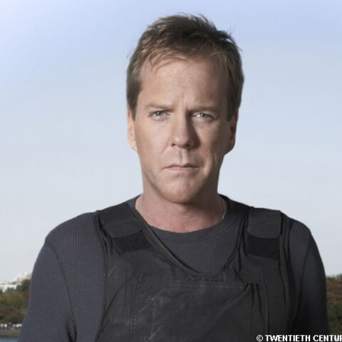 Kiefer Sutherland et 24 heures chrono reviennent