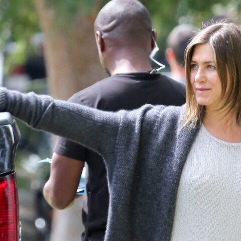 Coiffure de star: Jennifer Aniston, back to basics