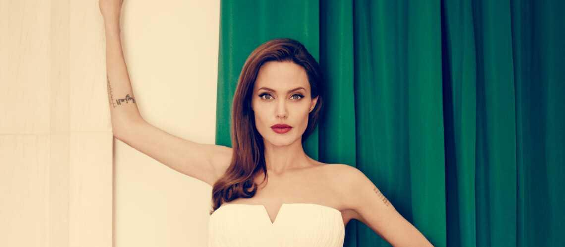Angelina Jolie: «Brad est un prince charmant dans la vie»