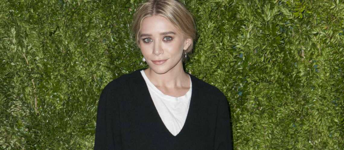 Mary-Kate Olsen, une robe de mariée homemade?