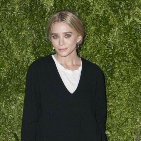 Mary-Kate Olsen, une robe de mariée homemade?