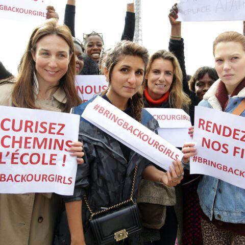 Photos- Elsa Zylberstein, Léa Seydoux… unies pour sauver les jeunes Nigérianes