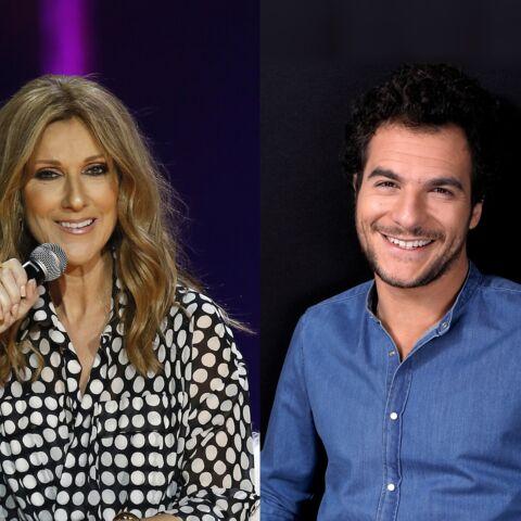 Pour l'Eurovision, Céline Dion encourage le Français Amir
