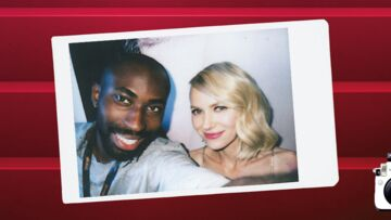 Cannes Backstage by Instax – Naomi Watts, l'élégance incarnée