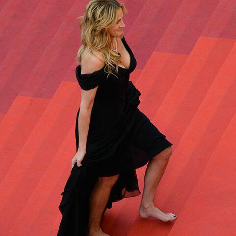 Julia Roberts enfreint les règles du Festival de Cannes