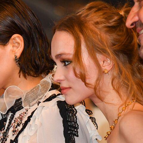 Cannes 2016 – Lily-Rose Depp, bel oiseau de nuit