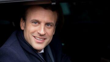 PHOTO – Emmanuel Macron: comment, avec Brigitte, il remercie l'équipe d'En Marche pour sa victoire