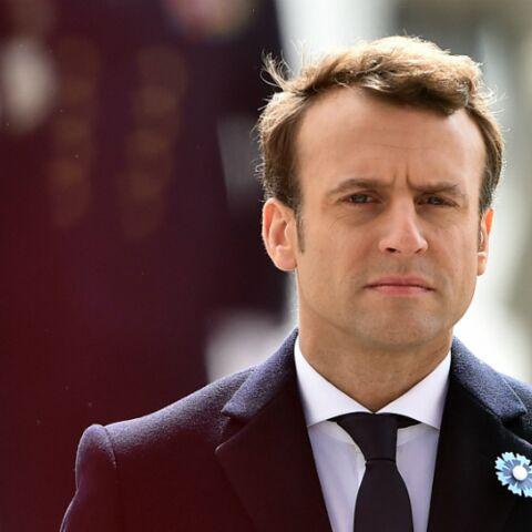 PHOTOS – Les photos de fac d'Emmanuel Macron refont surface, c'était un vrai playboy
