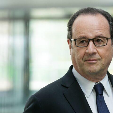 PHOTOS – Les très étranges dernières photos officielles de François Hollande