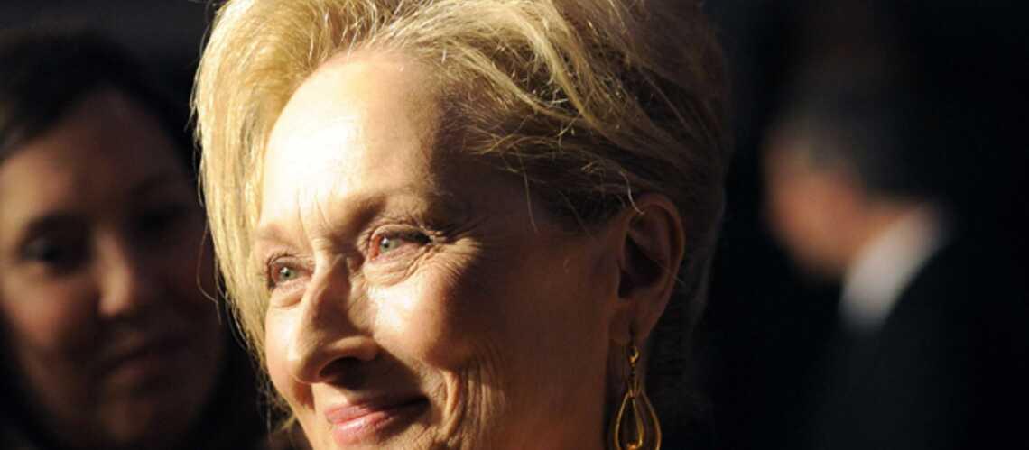 Meryl Streep dans la peau d'Hillary Clinton?