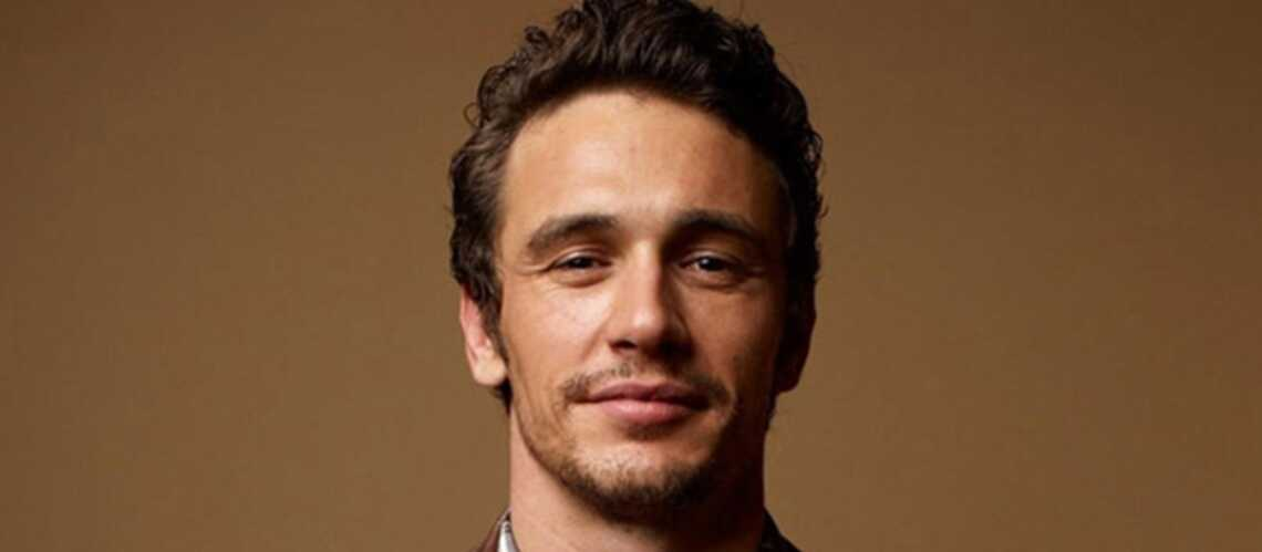 Les beauty looks de James Franco