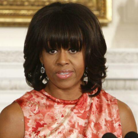 Michelle Obama, Beyoncé piratées