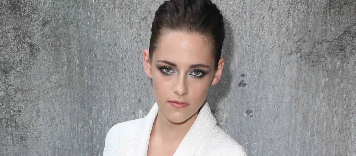 Kristen Stewart, égérie en baskets?