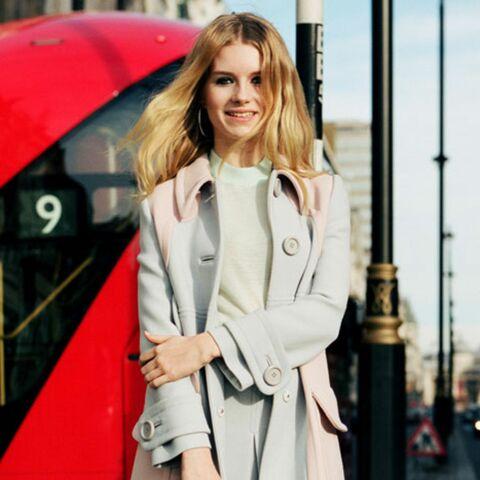 Lottie Moss, une teen en Vogue