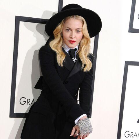 Madonna: son idylle cachée avec Tupac