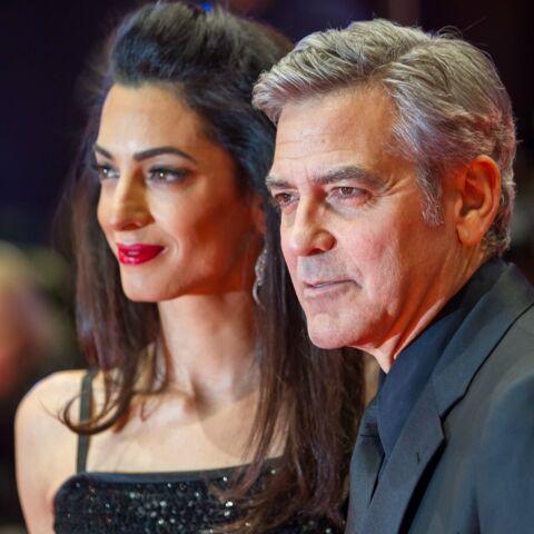 Oct George et Amal Clooney : 5 ans de mariage, fêtés avec Cindy.