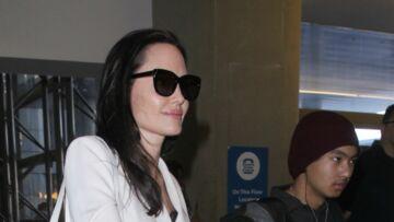 PHOTOS – Angelina Jolie: Après le Cambodge, elle passe du temps à Londres avec ses enfants