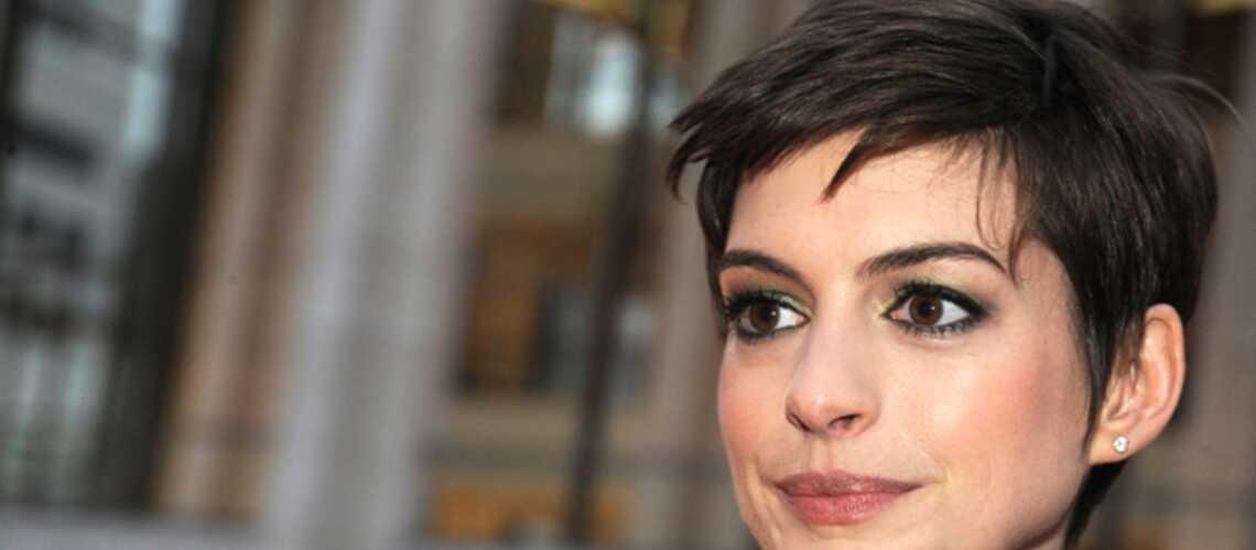 Anne Hathaway choisie par Steven Spielberg