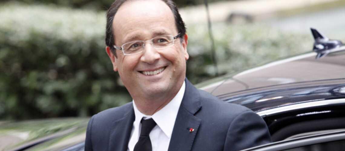François Hollande et ses drôles de dames