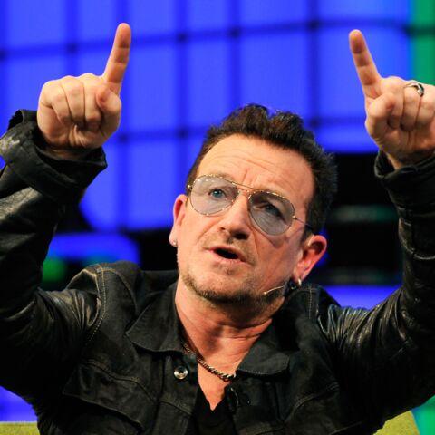 Bono: ses bagages tombent d'un avion en plein ciel