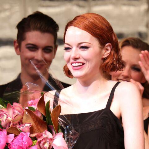 Emma Stone, étoile de Broadway