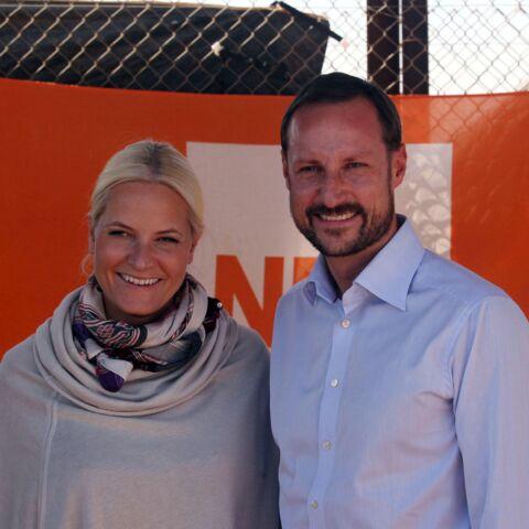 Haakon de Norvège et Mette-Marit: «Nous sommes normaux»