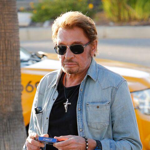 Johnny Hallyday: «Je ne crois plus trop en Sarkozy»