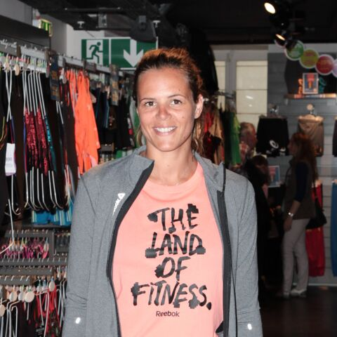 Laure Manaudou: «Je voulais être une jeune maman»