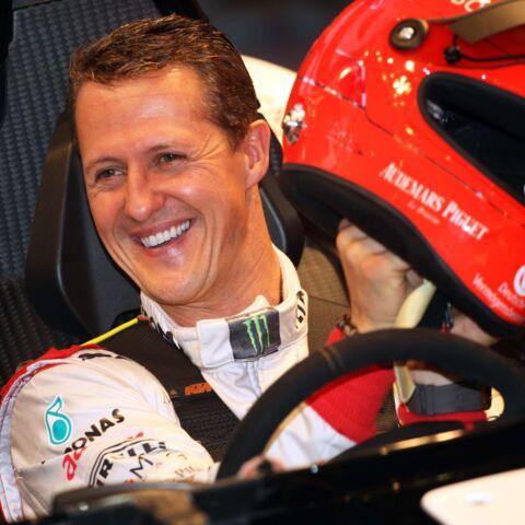 Les fans et la famille rendent hommage à Michael Schumacher