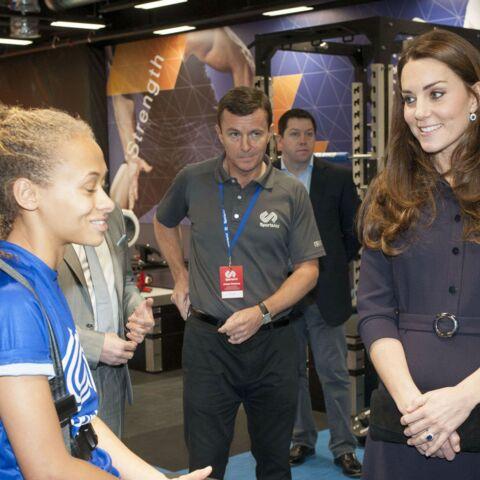 Princesse Kate, sortie sportive