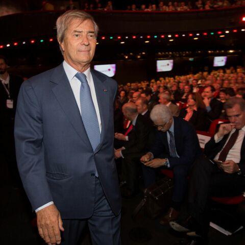 Vincent Bolloré en spectacle à l'Olympia