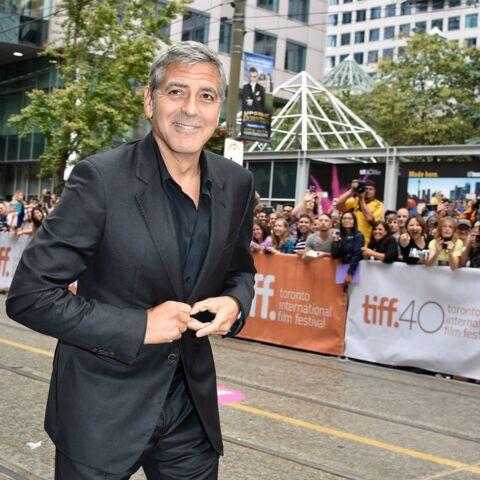 George Clooney à la rencontre des sans-abris
